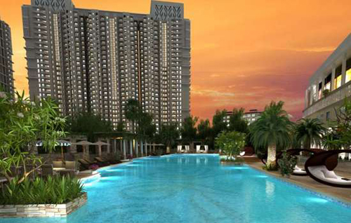 service apartments in gurgaon golf course road