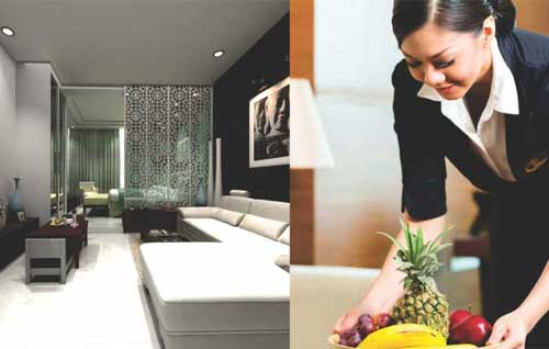 Service Apartments in Gurgaon near Cyber City