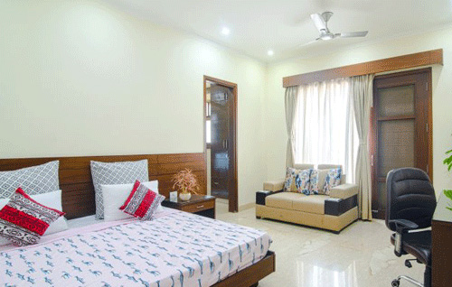 buy service apartments in gurgaon