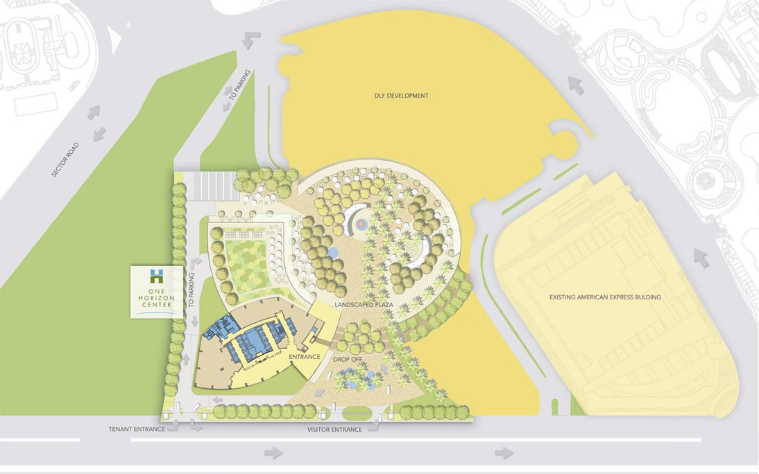 DLF Horizon Center New Commercial Project Gurgaon